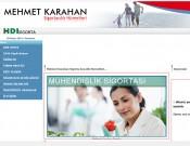 www.mehmetkarahan.net